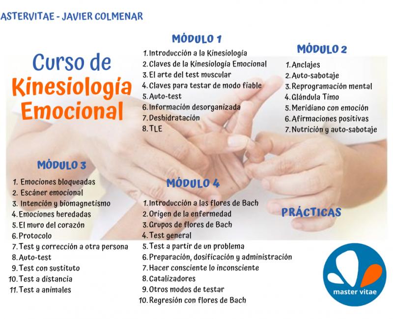 Programa Kinesiología Emocional